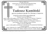 Tadeusz Kamiński