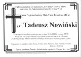 Tadeusz Nowiński