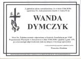 Wanda Dymczyk