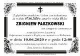 Zbigniew Paszkowski