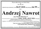 Andrzej Nawrot
