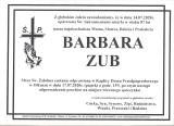 Barbara Zub