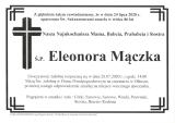 Eleonora Mączka