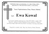 Ewa Kowal