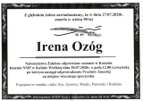 Irena Ozóg