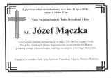 Józef Mączka