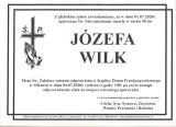 Józefa Wilk