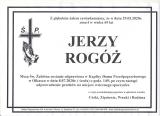 Jerzy Rogóż