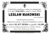 Lesław Makowski