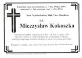 Mieczysław Kokoszka