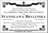 Stanisława Brylińska