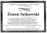 Zenon Sętkowski