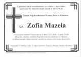 Zofia Mazela