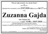 Zuzanna Gajda