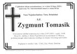 Zygmunt Tomasik