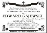 Edward Gajewski