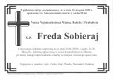 Freda Sobieraj