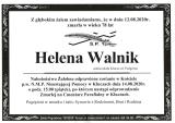 Helena Walnik