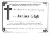 Janina Głąb