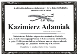 Kazimierz Adamiak