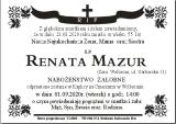 Renata Mazur