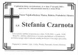 Stefania Czarnota
