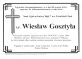 Wiesław Gosztyła