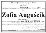 Zofia Auguścik