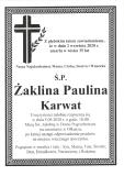 Żaklina Karwat