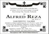 Alfred Reza