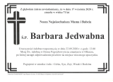 Barbara Jedwabna