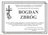 Bogdan Zbróg