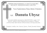 Danuta Ubysz