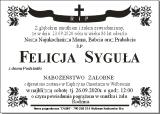 Felicja Syguła