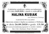 Halina Kusiak