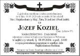 Józef Kozieł