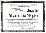 Józefa Mogiła