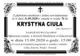Krystyna Ciuła