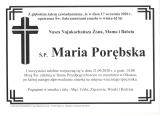 Maria Porębska