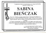Sabina Bieńczak