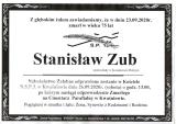 Stanisław Zub