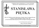 Stanisława Piętka