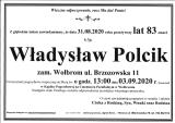 Władysław Polcik