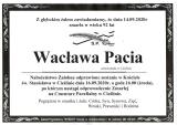 Wacława Pacia