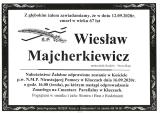 Wiesław Majcherkiewicz
