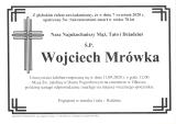 Wojciech Mrówka