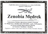 Zenobia Mędrek