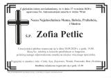 Zofia Petlic