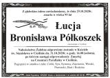 Łucja Półkoszek