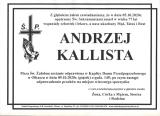 Andrzej Kallista